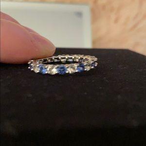 Suzy Levian ring